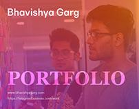 Bhavishya Garg Portfolio
