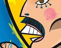 Freddie Mercury By Kiki
