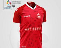 L'étoile Sportive du Sahel - Official Kit 2019 - 2020