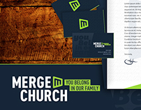 Merge Church Rebrand