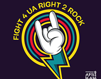 Fight for your right to rock
