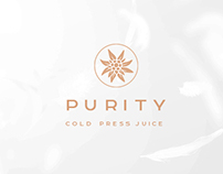 Purity Concept. Cold Press Juice