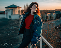 Portraits von Sarah