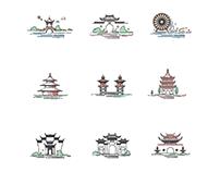 中国风图标设计