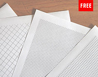 Free Printable Papers – Dotgrid, Ruled, Grid & More!