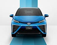 YCN 2015 - Toyota Mirai Campaign