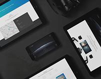 VRIZ VR PC CAFE Branding