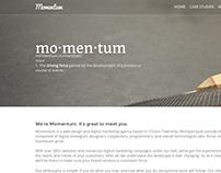 Momentum Website | Momentum Digital Marketing Agency