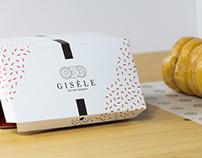 Gisèle fait des beignes
