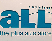 ALL-The Plus size store, TVC
