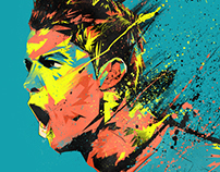 Sports Illustrations 2011 - 2015