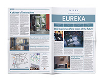 Eureka - Wilky Bathrooms