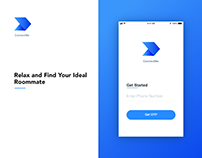 ConnectMe- iPhone App for finding your ideal roommate