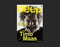 Deep House Magazine #3 - Timo Maas