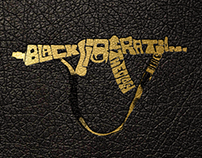 Black Liberation Theology Album Cover Artwork & Design