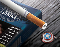 Lucky Strike - American Legend