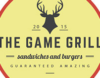 Game Grill Logo