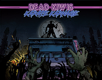 DEAD KIWIS - Cover Design
