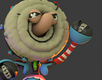 BBBLoon character