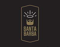 Criação de Identidade - Santa Barba - Prolab Cosmetics
