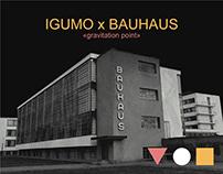 BAUHAUS x IGUMO - Gravitation Point
