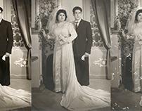 Restauración de fotografía antigua