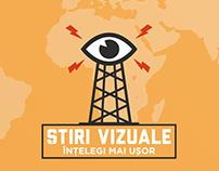 Stiri Vizuale (YouTube channel branding)