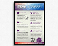 FAQ Auditorias Food and Drugs Administration