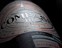 Limited edition beer Compass III