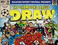 THE CHAMPIONS LEAGUE DRAW - BR FOOTBALL