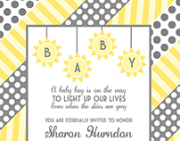 Sharon's Baby Shower