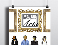 Career Night Poster (2015)