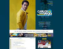 Carlos PenaVega Brasil Galeria