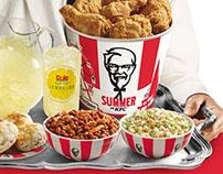 Summer at KFC