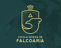 Brazilian School of Falconry - Branding
