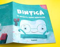 Nemira Publishing House - Picture Book Illustrations