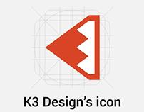 K3 Design's icon