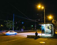 Personal - Kyiv at Night