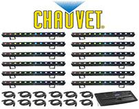 Chauvet LED Bar Lighting