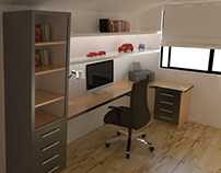 Design proposal and views Home Furniture