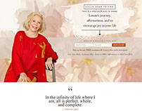 Louise Hay: Web Development Work