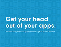 Get your head out of your apps