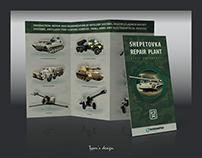 Booklet [Shepetovka Repair Plant]