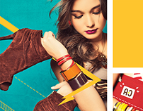 Actitud Shoes / Spring - Summer Ad Campaign