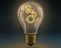 A Clockwork Light Bulb