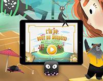 L'île du bout du monde(s) - interactive book