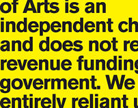 Royal Academy of Arts Annual Report