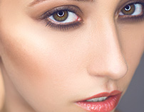 """Beauty"" Fernanda Reynaga - Broke Model Management"