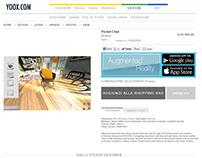 3D Visualization for E.commerce