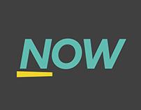 NOS Now - Tv Channel Branding
